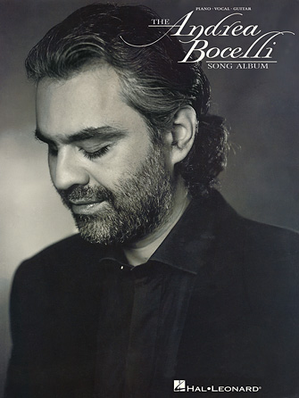 Product Cover for The Andrea Bocelli Song Album