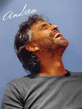 Product Cover for Andrea Bocelli – Andrea
