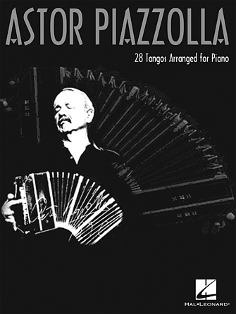 Product Cover for Astor Piazzolla for Piano
