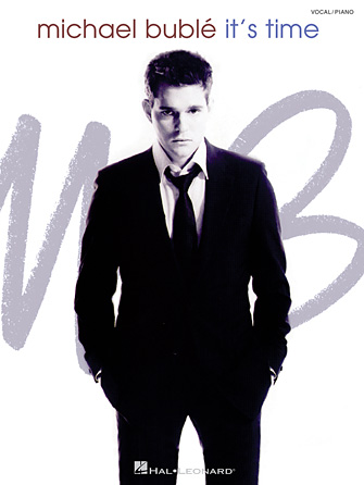 Product Cover for Michael Bublé – It's Time