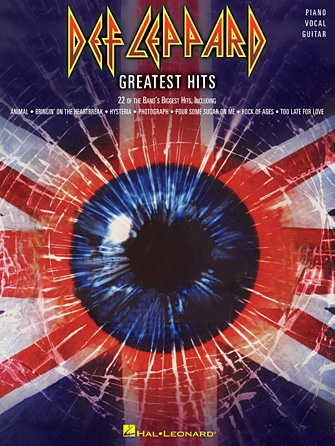 Product Cover for Def Leppard – Greatest Hits