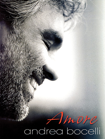Product Cover for Andrea Bocelli – Amore