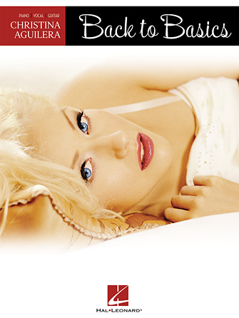 Product Cover for Christina Aguilera – Back to Basics