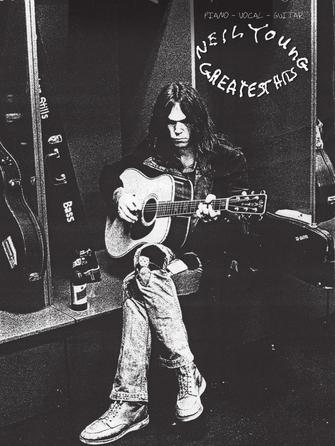 Product Cover for Neil Young – Greatest Hits
