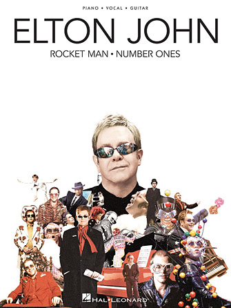 Product Cover for Elton John – Rocket Man: Number Ones