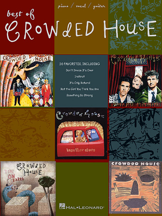 Product Cover for Best of Crowded House