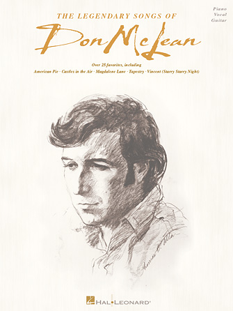 Product Cover for The Legendary Songs of Don McLean