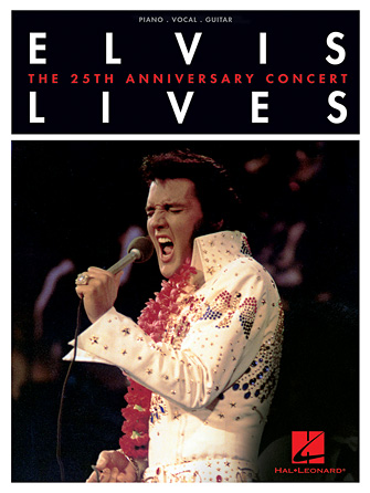 Product Cover for Elvis Lives – The 25th Anniversary Concert
