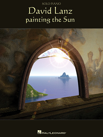 Product Cover for David Lanz – Painting the Sun