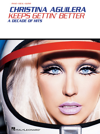 Product Cover for Christina Aguilera – Keeps Gettin' Better