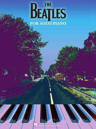 Product Cover for The Beatles for Solo Piano