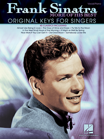 Product Cover for Frank Sinatra – More of His Best