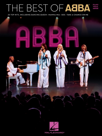 Product Cover for The Best of ABBA
