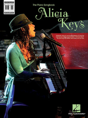 Product Cover for Alicia Keys – Note-for-Note Keyboard Transcriptions