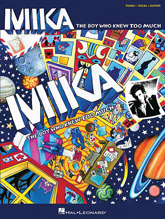 Product Cover for Mika – The Boy Who Knew Too Much