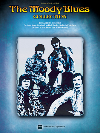 Product Cover for The Moody Blues Collection