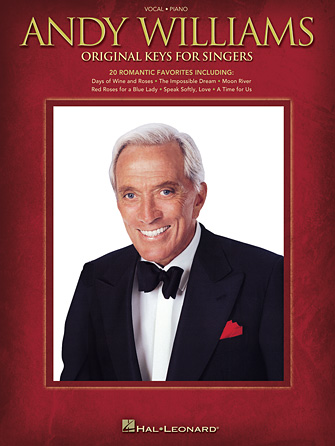 Product Cover for Andy Williams – Original Keys for Singers
