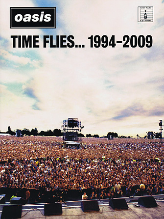 Product Cover for Oasis – Time Flies... 1994-2009