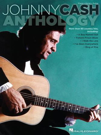 Product Cover for Johnny Cash Anthology