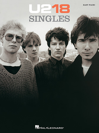 Product Cover for U2 – 18 Singles
