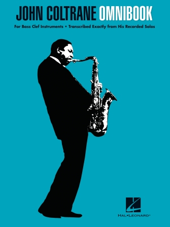 Product Cover for John Coltrane – Omnibook