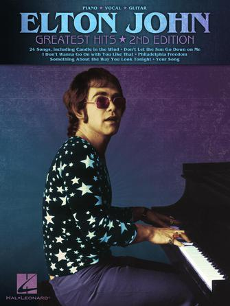 Product Cover for Elton John – Greatest Hits, 2nd Edition