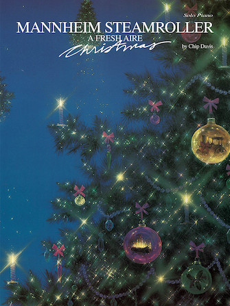 Product Cover for Mannheim Steamroller – A Fresh Aire Christmas