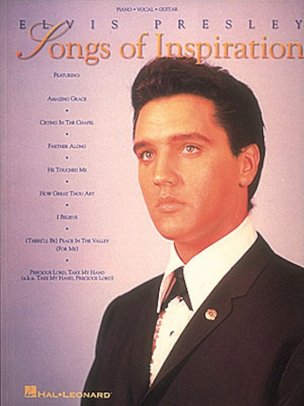 Product Cover for Elvis Presley - Songs Of Inspiration