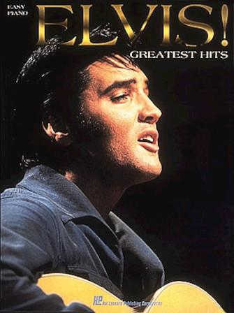 Product Cover for Elvis! – Greatest Hits for Easy Piano
