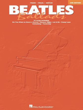 Product Cover for Beatles Ballads – 2nd Edition