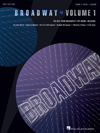 Product Cover for Broadway – Volume 1 (A-K) – 2nd Edition