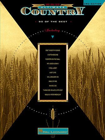 Product Cover for The Ultimate Series – Country, 2nd Edition
