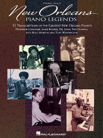 Product Cover for New Orleans Piano Legends