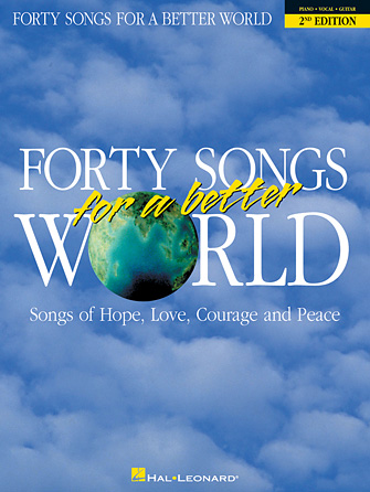 Product Cover for Forty Songs for a Better World – 2nd Edition