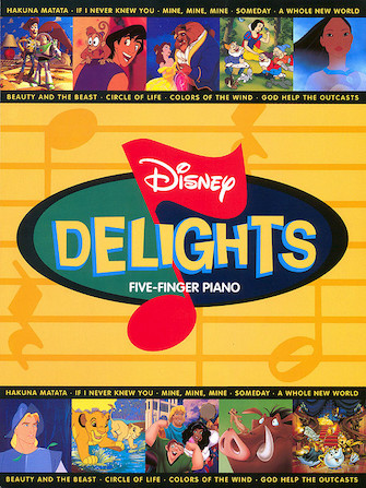 Product Cover for Disney Delights