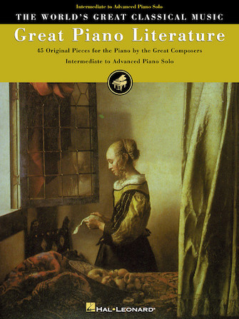 Product Cover for Great Piano Literature
