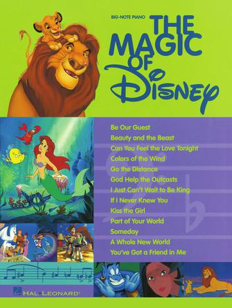 Product Cover for The Magic of Disney