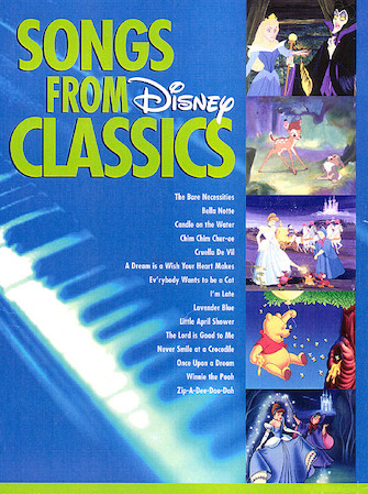Product Cover for Songs from Disney Classics