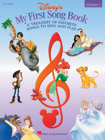 Product Cover for Disney's My First Songbook – Volume 1