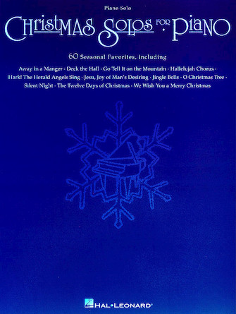 Product Cover for Christmas Solos for Piano
