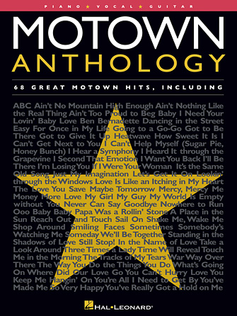 Product Cover for Motown Anthology