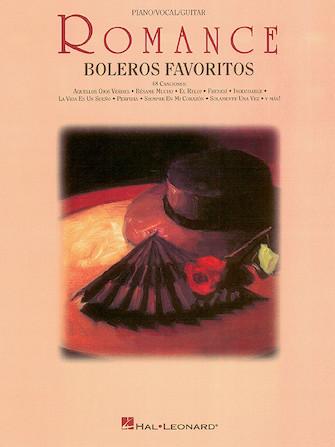 Product Cover for Romance: Boleros Favoritos