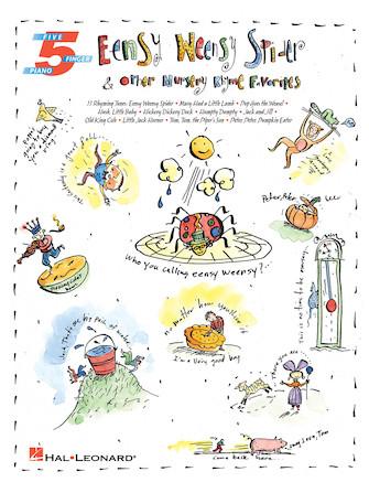 Eensy Weensy Spider & Other Nursery Rhyme Favorites