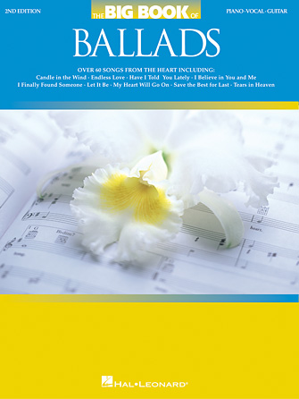 Product Cover for Big Book of Ballads – 2nd Edition
