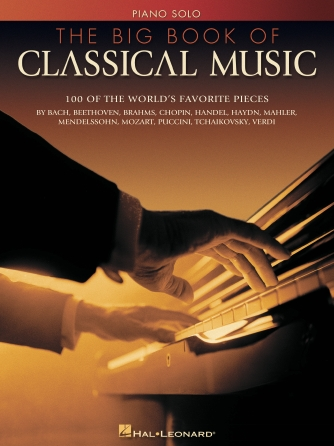 Product Cover for The Big Book of Classical Music