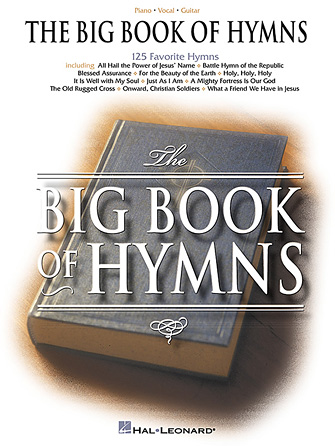 Product Cover for The Big Book of Hymns
