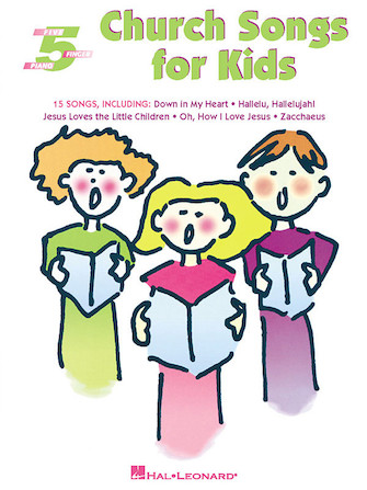 Product Cover for Church Songs for Kids