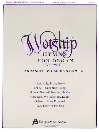 Product Cover for Worship Hymns for Organ – Volume 2
