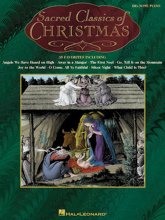 Product Cover for Sacred Classics of Christmas
