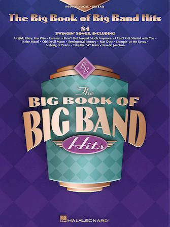 Product Cover for The Big Book of Big Band Hits